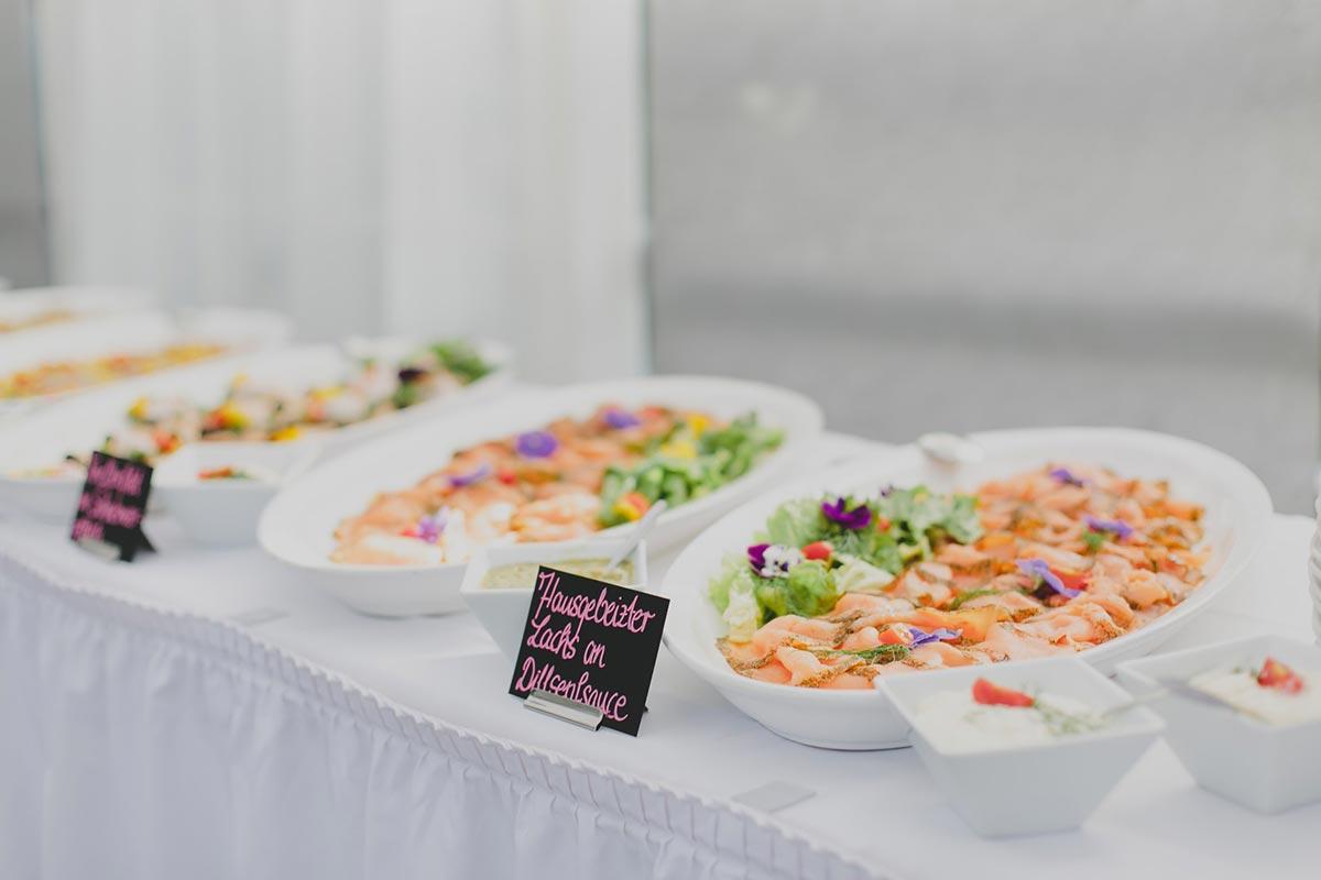 Catering - Platten
